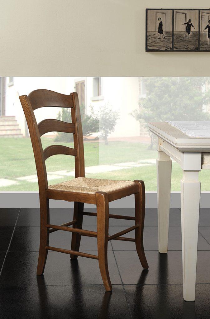 Realizzazione credenze e sedie in legno pizzolato tavoli for Sedie design treviso