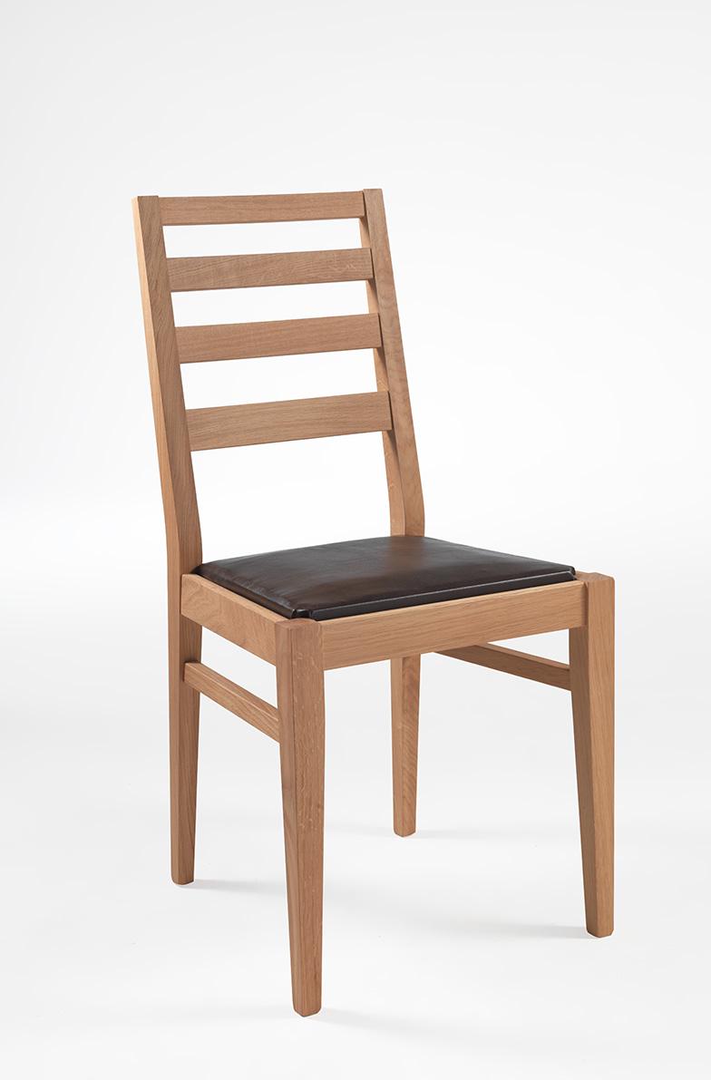 Sedie in legno seduta in pelle pizzolato tavoli treviso for Sedie design treviso