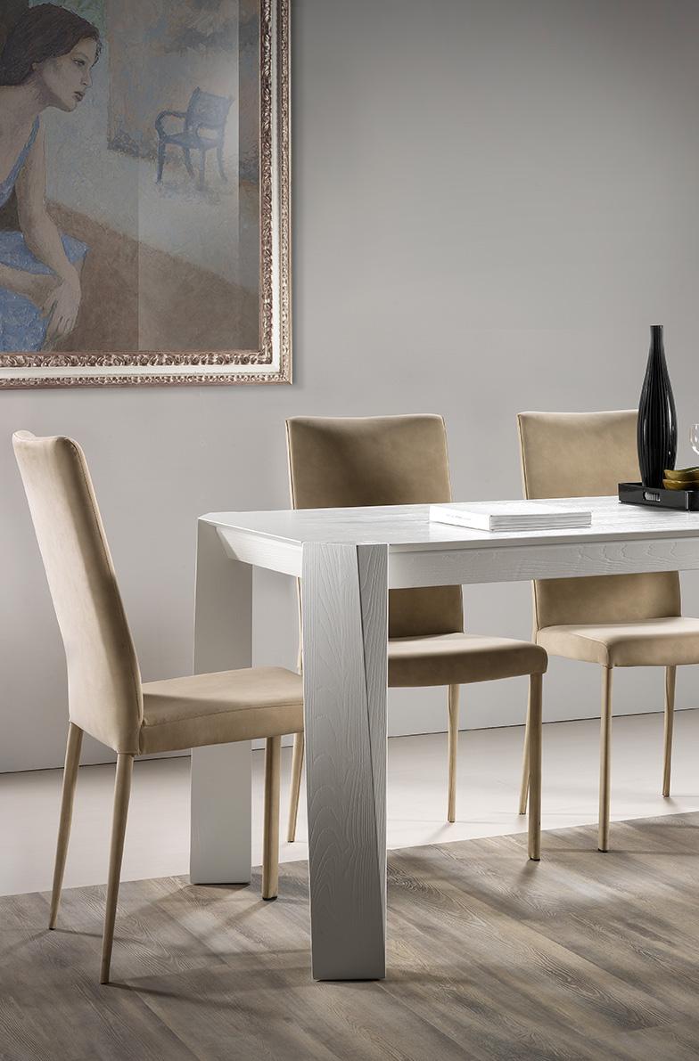 Progettazione sedie materiali vari pizzolato tavoli treviso for Sedie design treviso